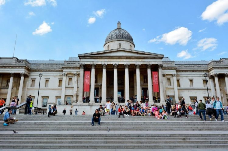 National Gallery, Londres, Angleterre incontournables