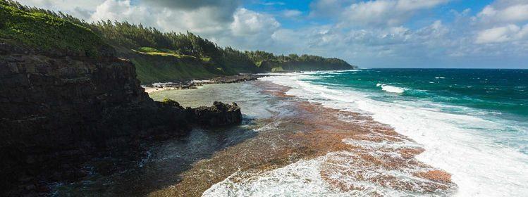 Cap Gris Gris, Île Maurice ©Olena Granko/Shutterstock