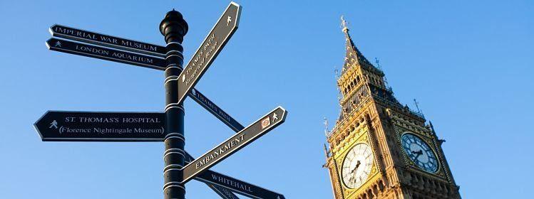 Que voir à Londres: les incontournables