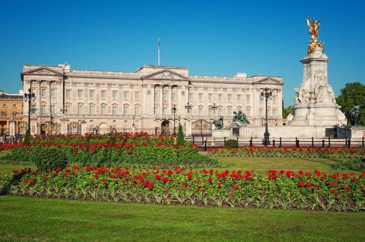 Buckingham Palace, Londres, Angleterre incontournables