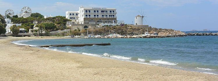 Cyclades: les plus belles plages de Paros