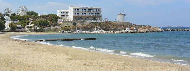 Cyclades : les 7 plus belles plages de Paros