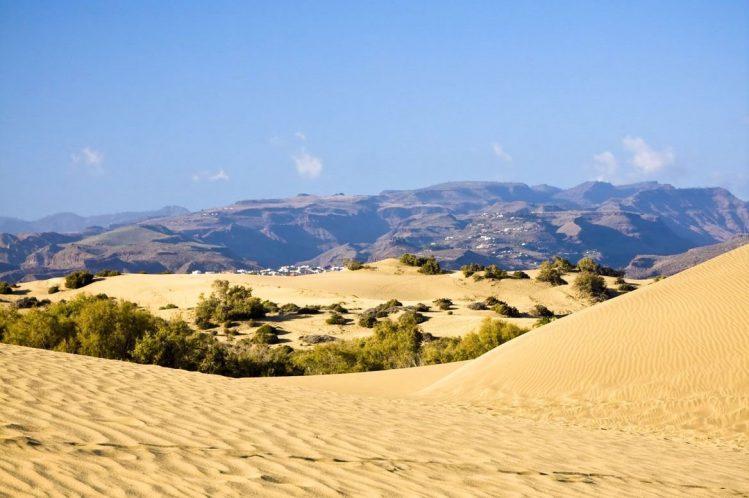 gran canaria dunas de maspalomas, Îles Canaries, plages