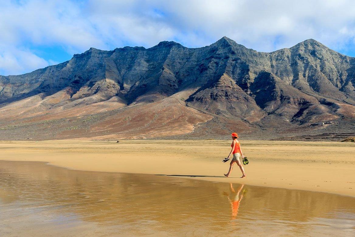 Cofete Fuerteventura Canaries