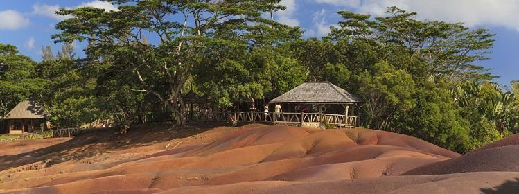Chamarel, île Maurice ©Anton Petrus/Shutterstock