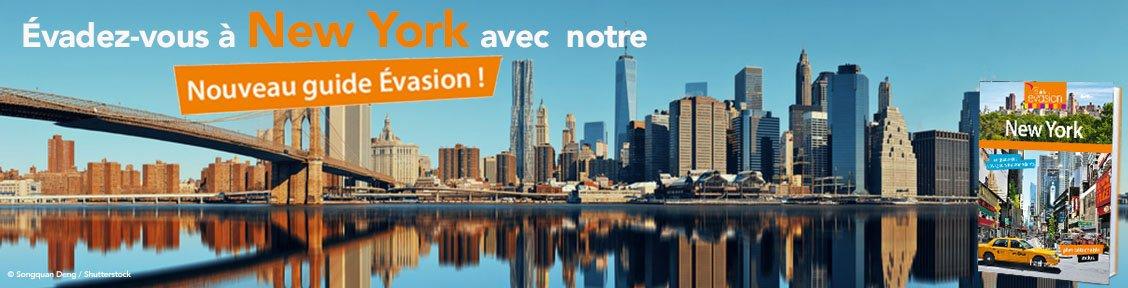Guide Évasion New York