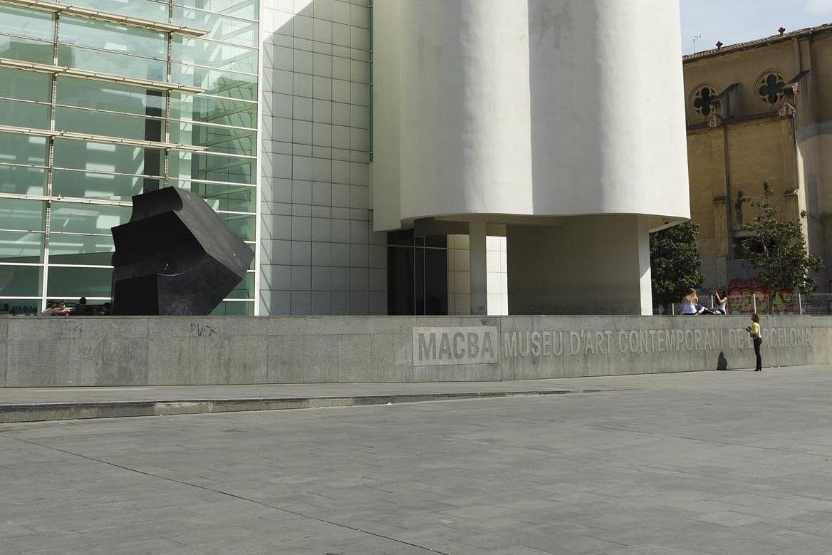 barcelone macba