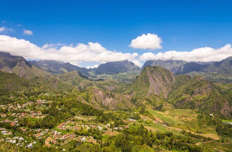 Randonnée dans le cirque de Salazie et Hell-bourg, La Réunion