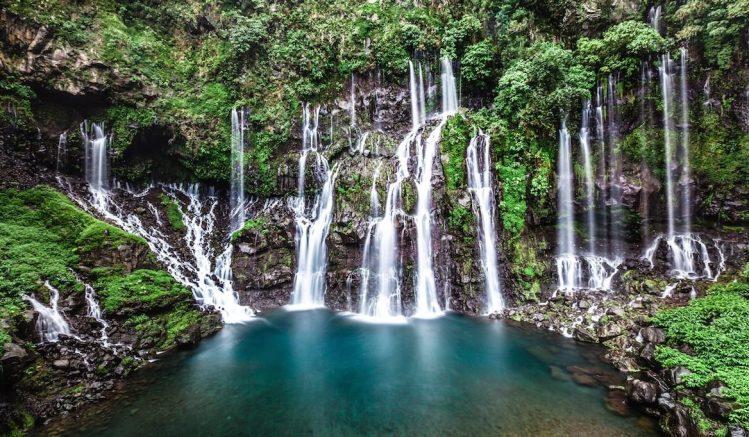 rivière langevin La Réunion