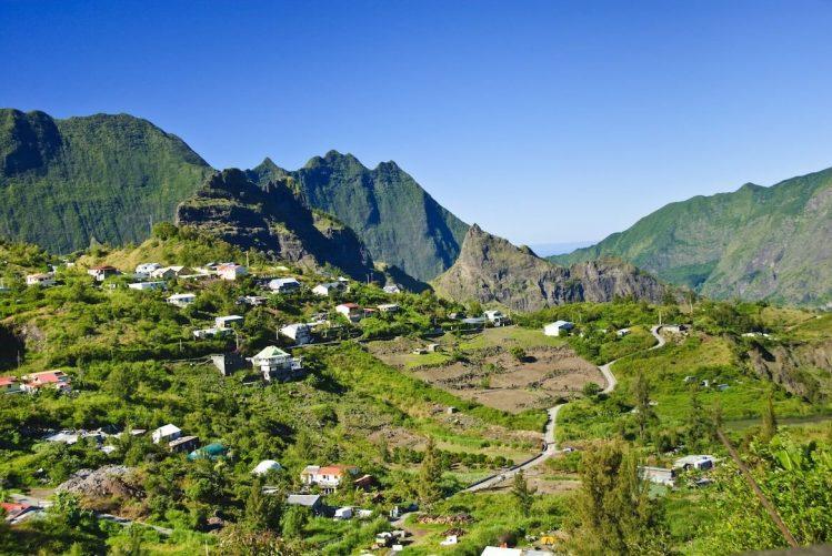 Randonnée dans le Cilaos, La Réunion