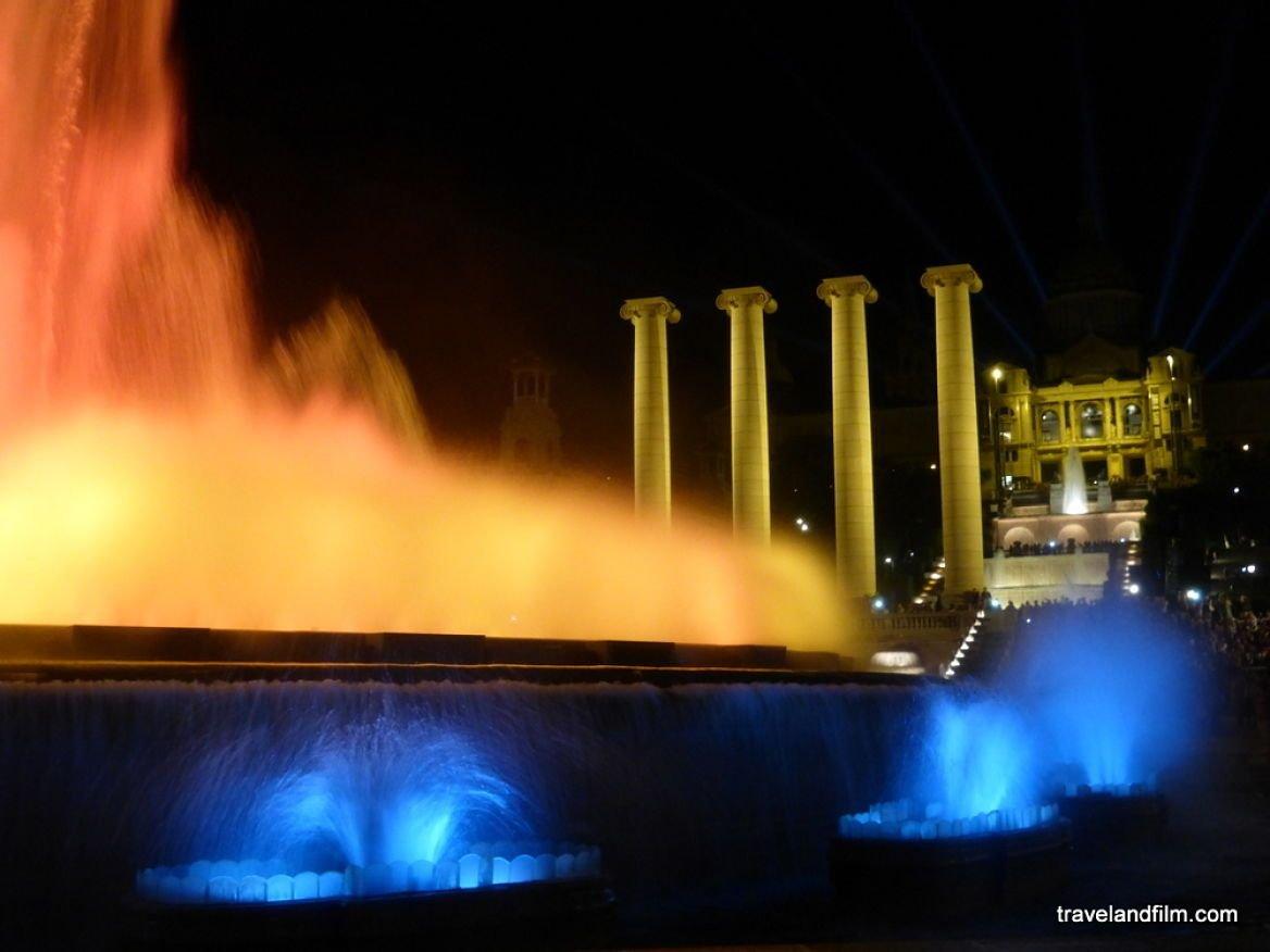 Fontaines magiques ©Emily de Travel and Film