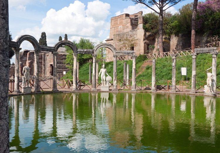 Villa Adriana, Tivoli rome incontournables