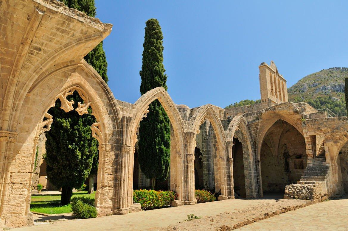 Abbaye de Ballapaïs, Chypre © Dmitriy Krasko/Shutterstock