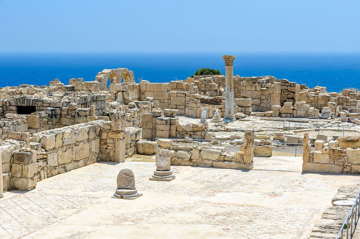Kourion ©mahout/Shutterstock