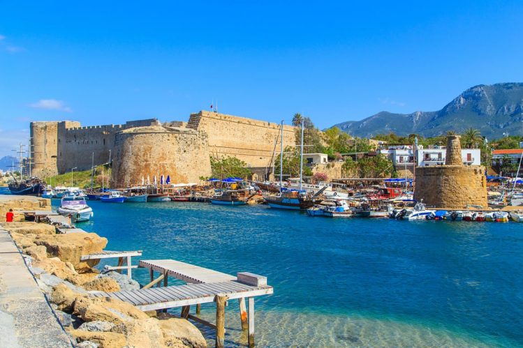 Kyrenia chypre