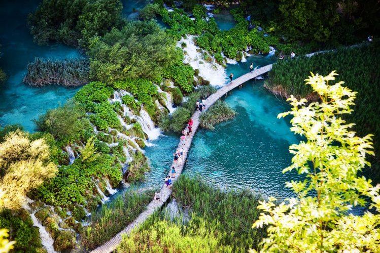 Plitvice, ©melis/Shutterstock incontournables croatie