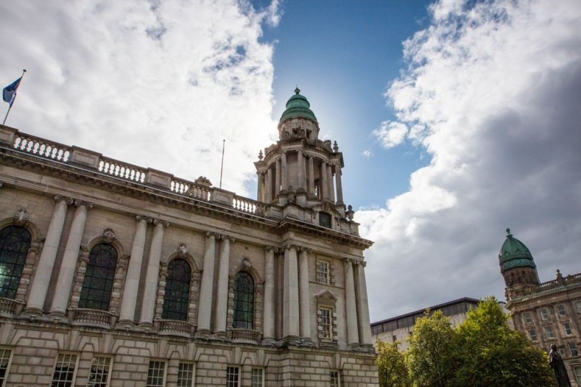 City Hall, Belfast, Irlande du Nord