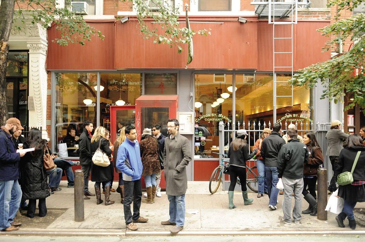 Café à New-York