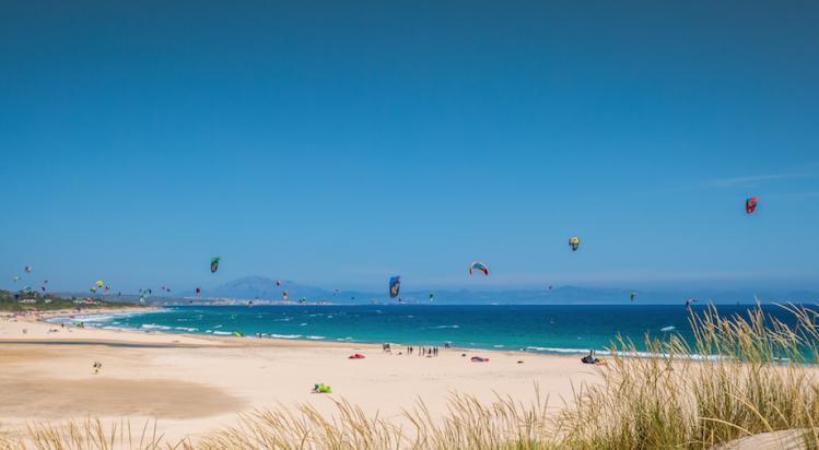 playa andalousie tops Valdevaqueros