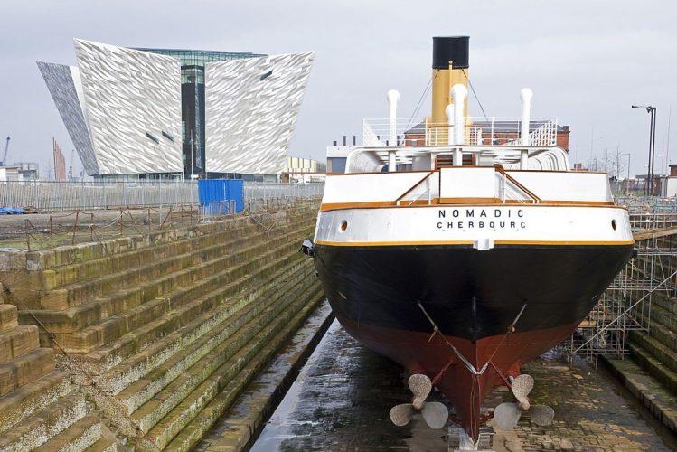 titanic irlande incontournable
