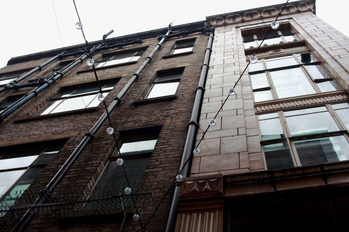 Bâtiments, Dublin, Irlande