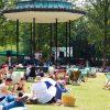 Le Regent's Park, Londres
