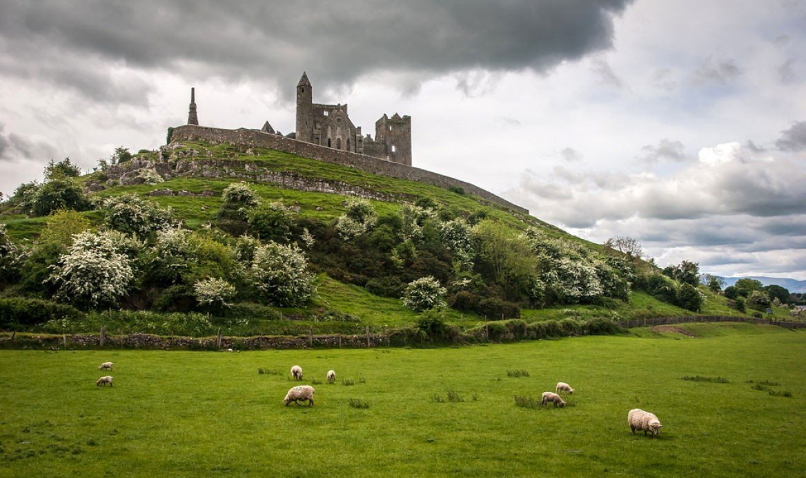 Le Rock of Cashel, Irlande
