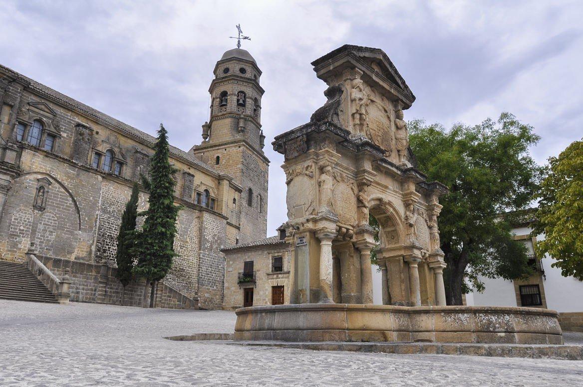 Baeza, Andalousie