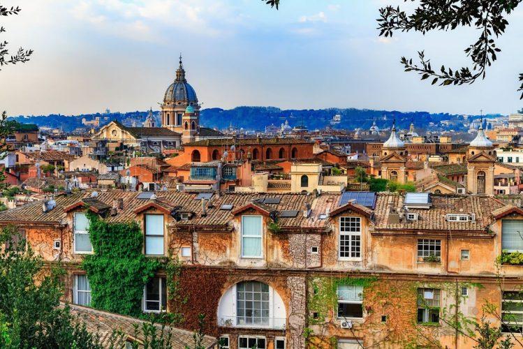 Rome, l'une des plus belles villes d'Italie