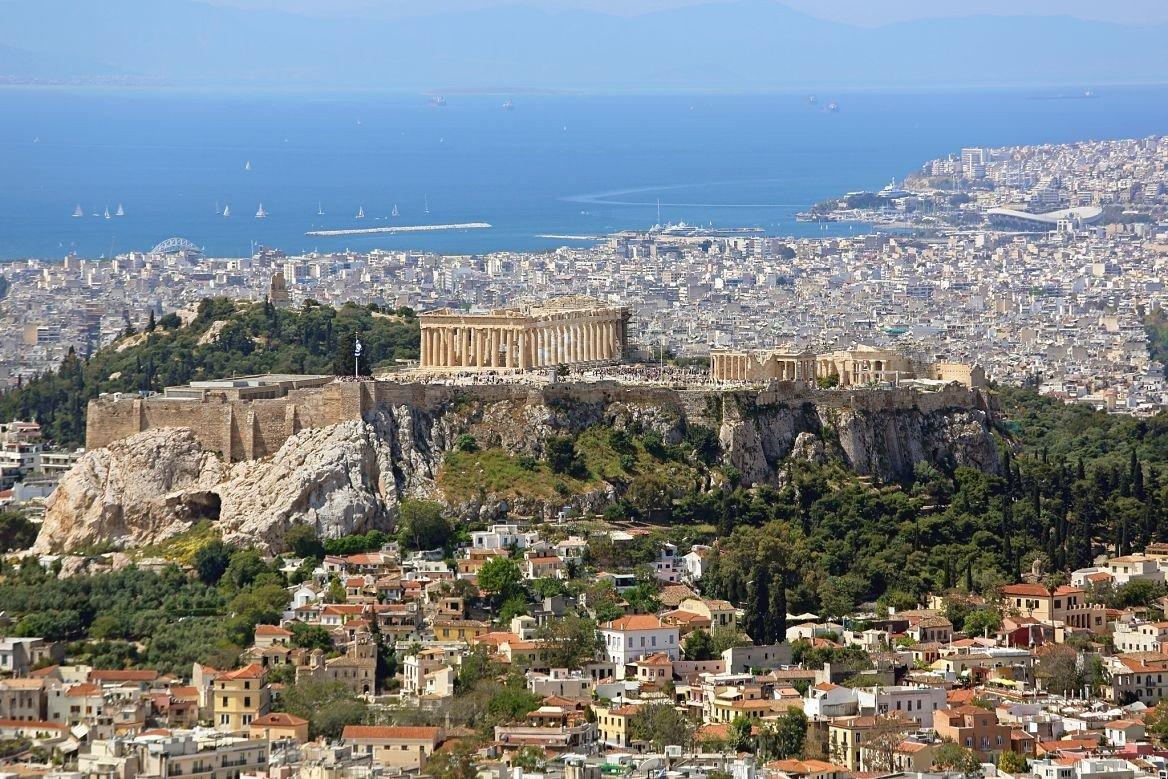 Acropole, Grèce