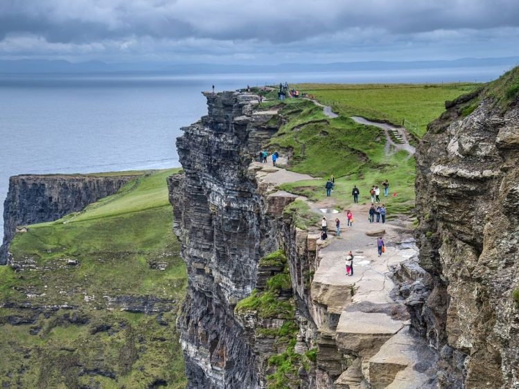 Cliffs of Moher, Irlande incontournables