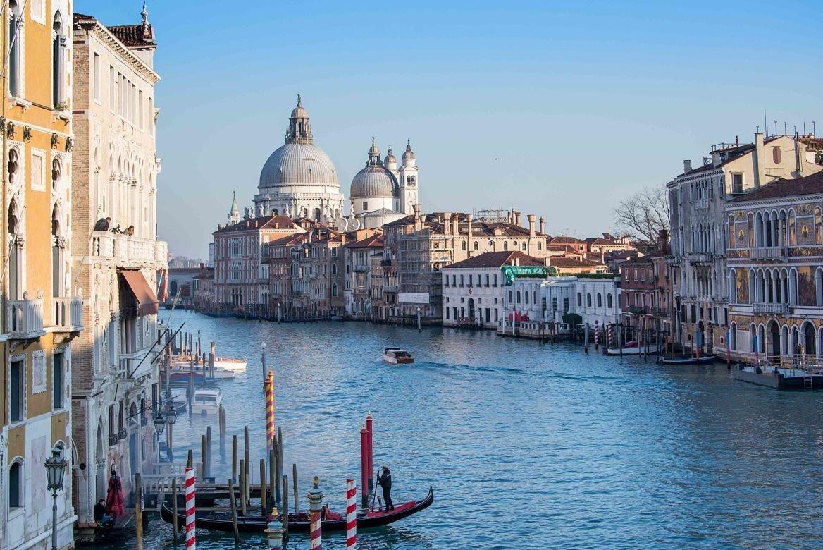 Quartier de Dorsoduro, Venise, Italie