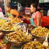 Stand de cuisine en extérieur, Thaïlande