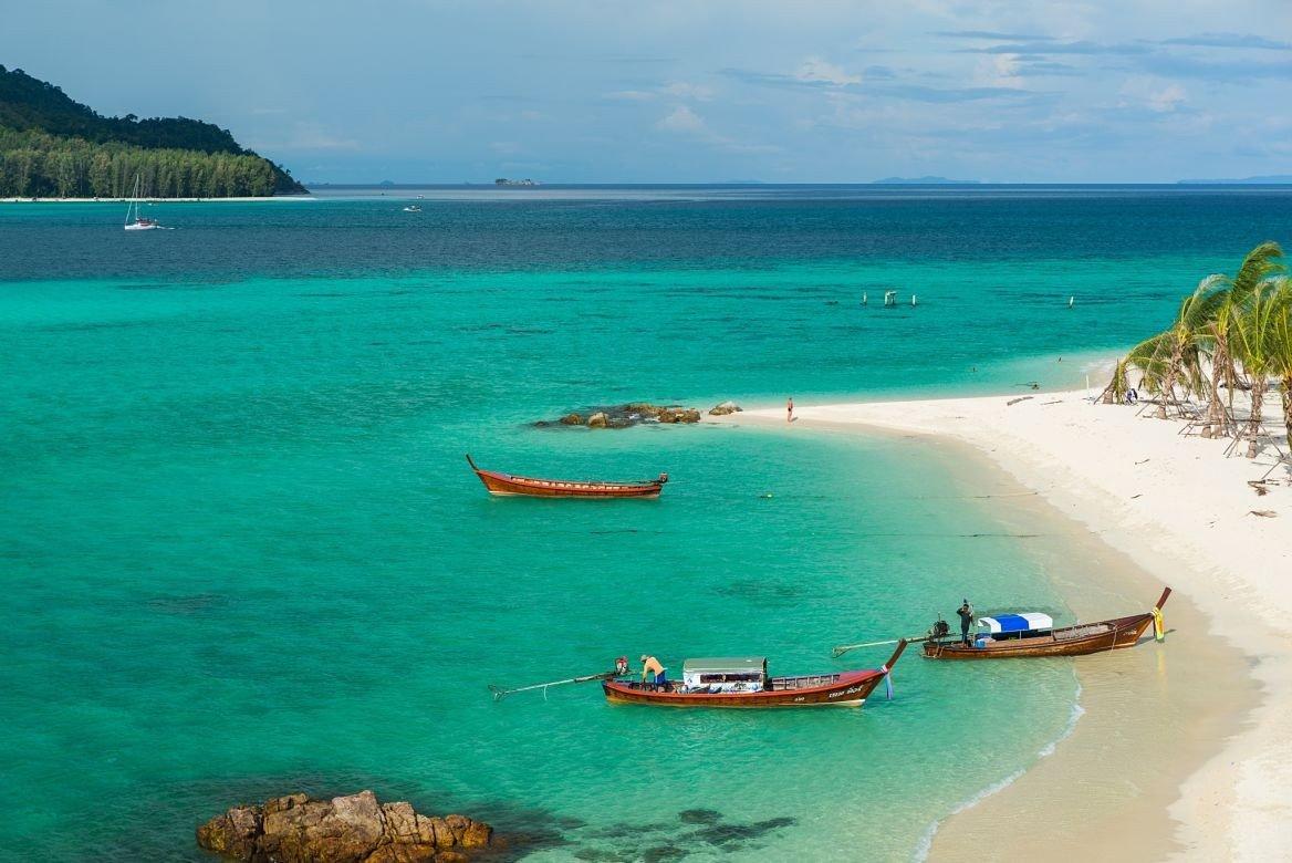 Sunrise Beach, Koh Lipe, Thaïlande