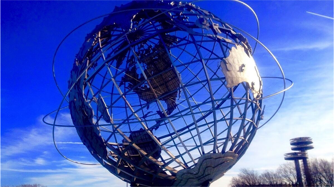 Unisphère, Flushing Meadows-Corona Park, New York