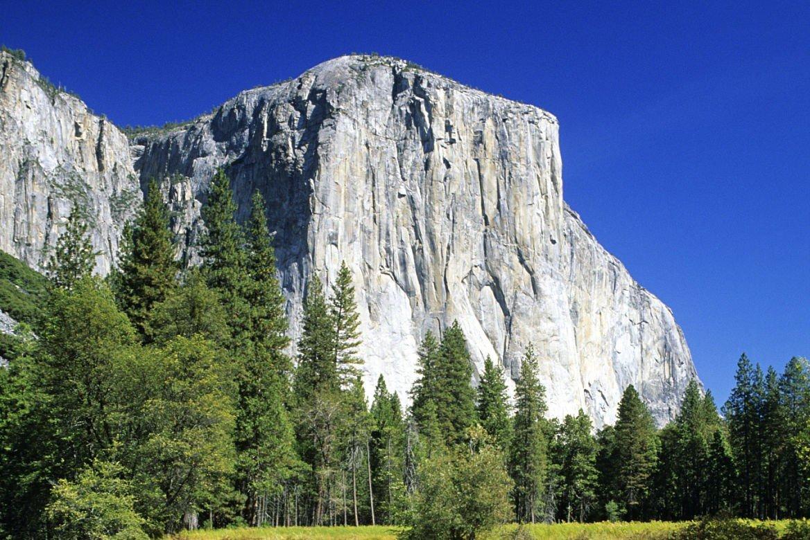 El Capitan, Parc national de Yosemite, Californie, Etats-Unis
