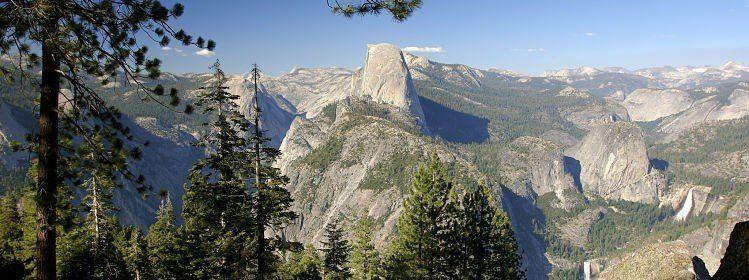 À la découverte de Yosemite National Park