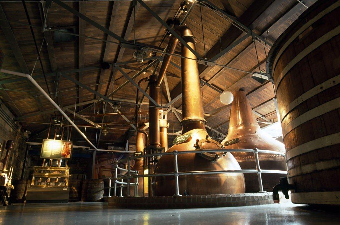 Distillerie Jameson, Dublin, Irlande