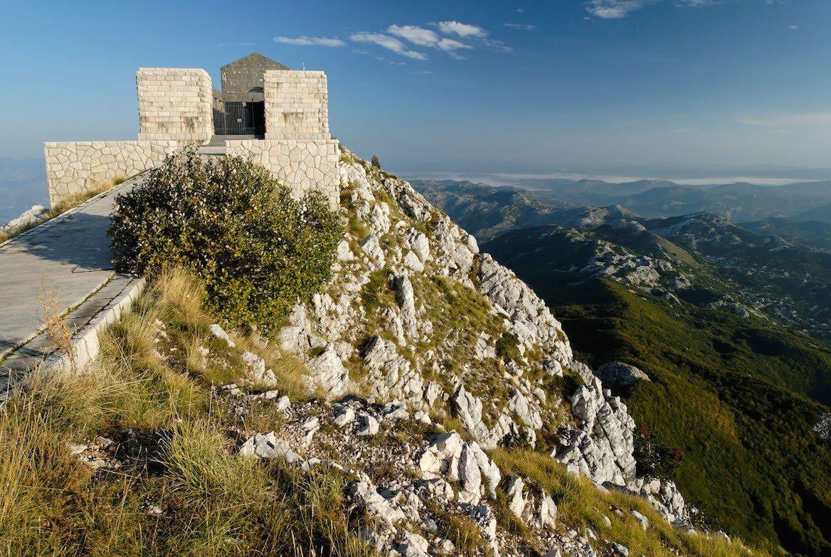 montenegro lovcen