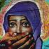 Fresque de street art dans le Queens, New York
