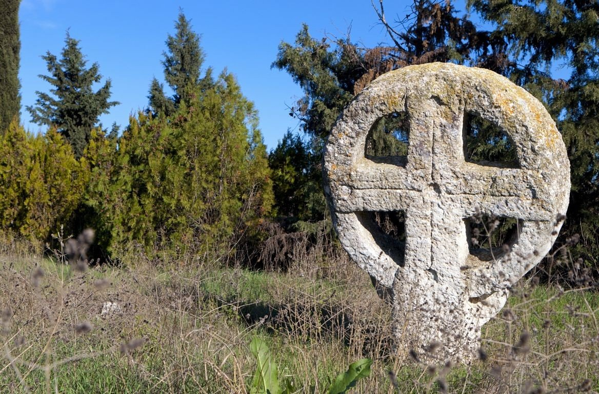 Cimetière médiéval, Irlande