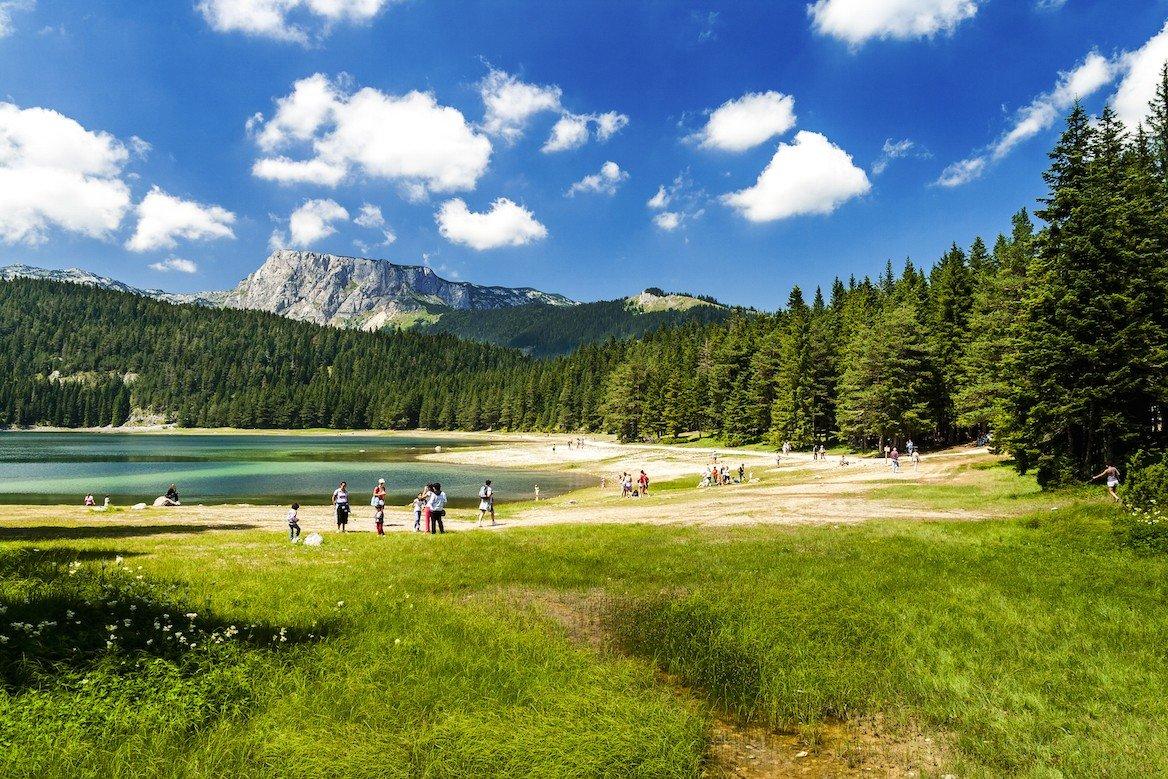 montenegro lac noir durmitor