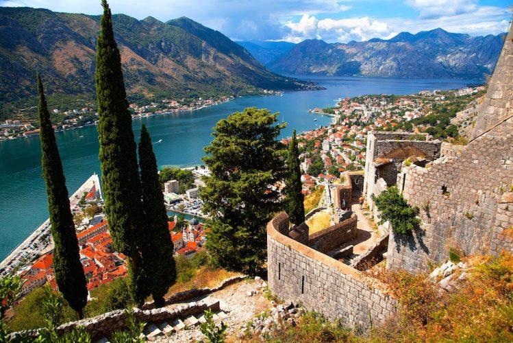 montenegro kotor vacances mai