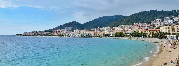 Les plus belles plages du golfe d'Ajaccio
