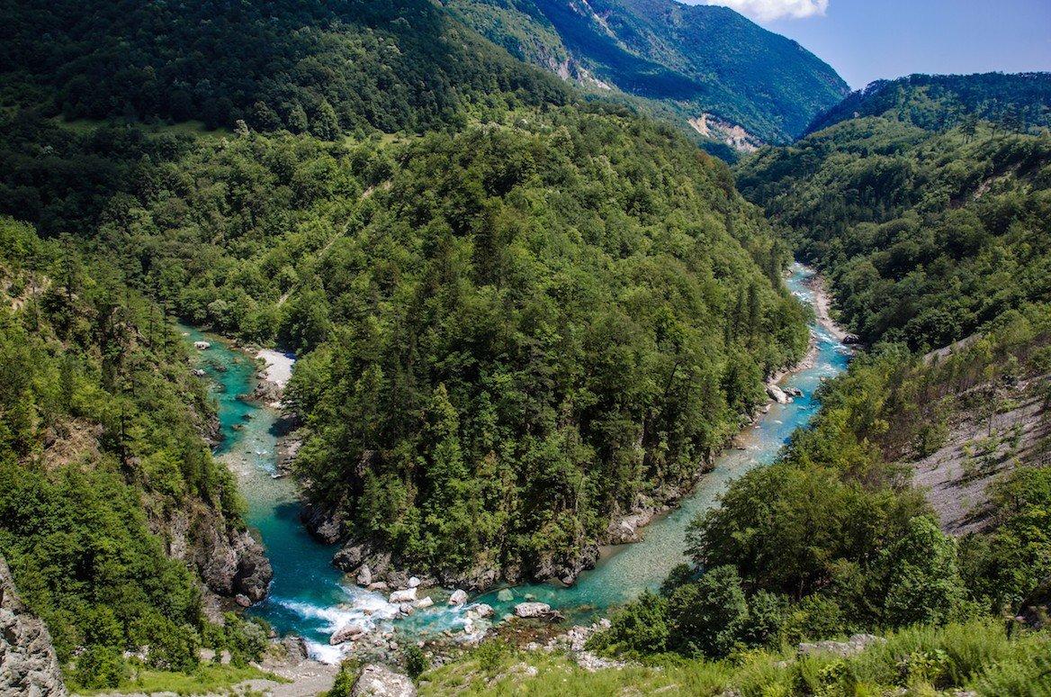 montenegro tara