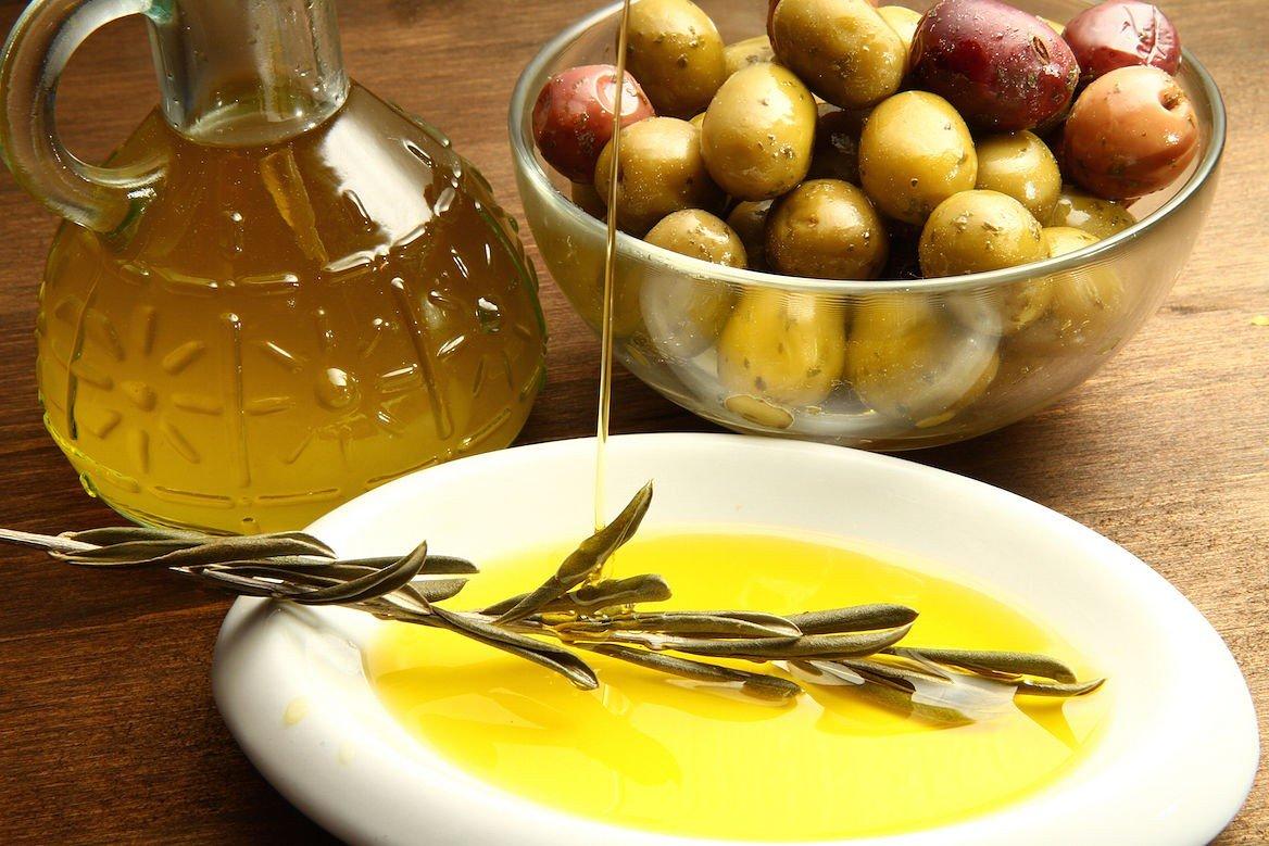 Huile d'olive, Crète