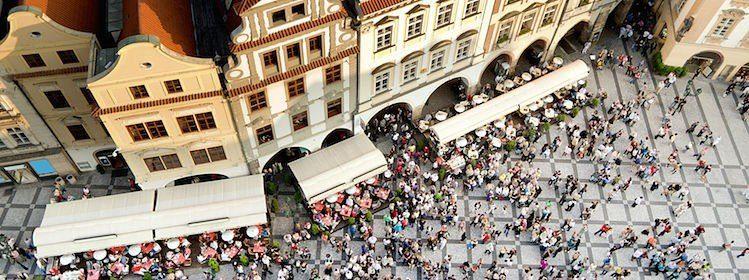 Carte de Prague