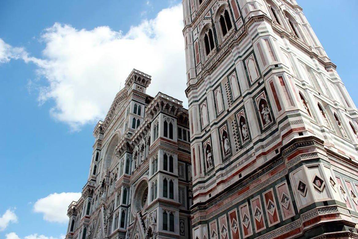 Le Duomo et le campanile di Giotto à Florence