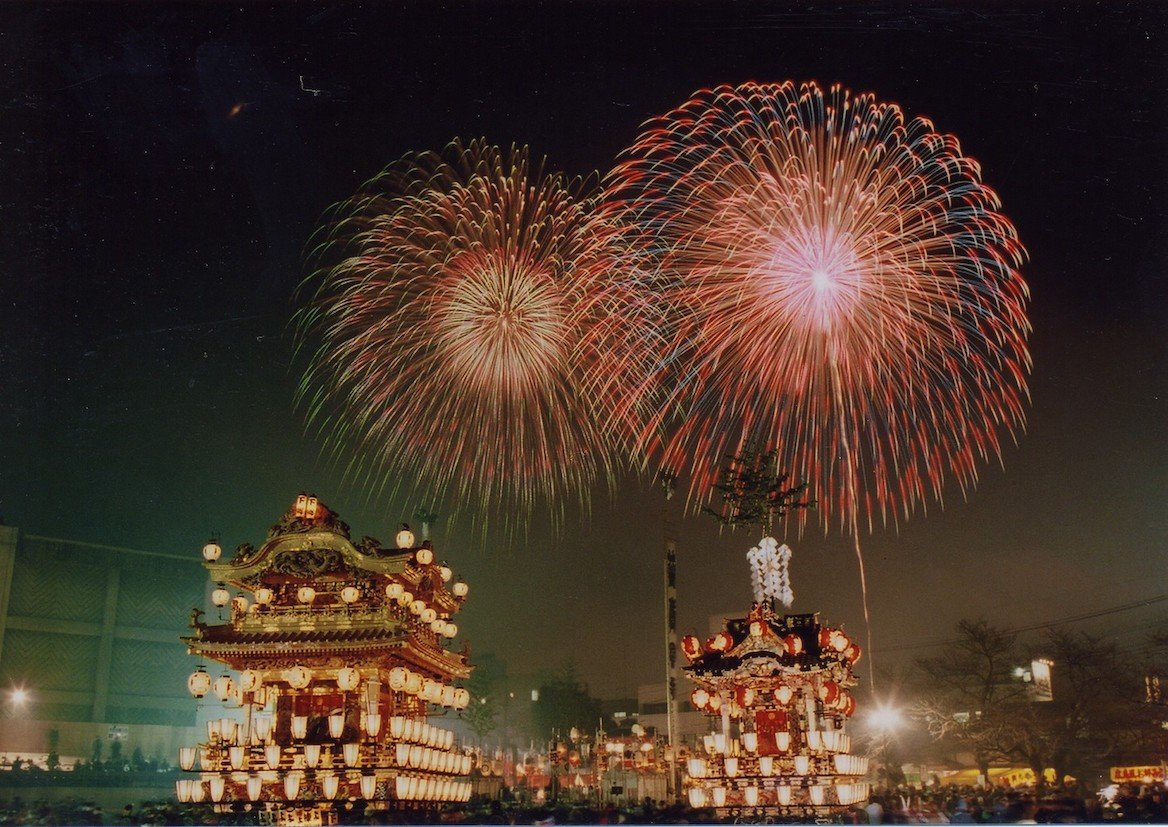 Festival de nuit de Chichibu