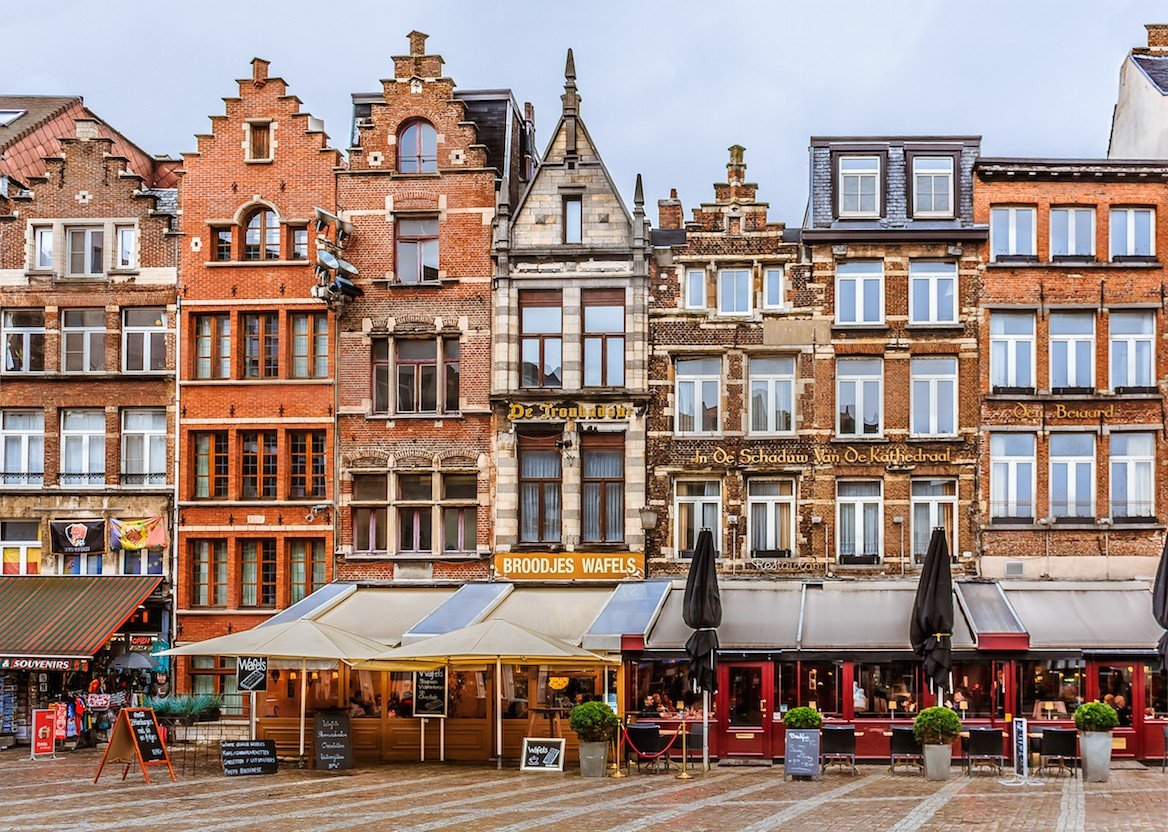 Groenplaats à Anvers